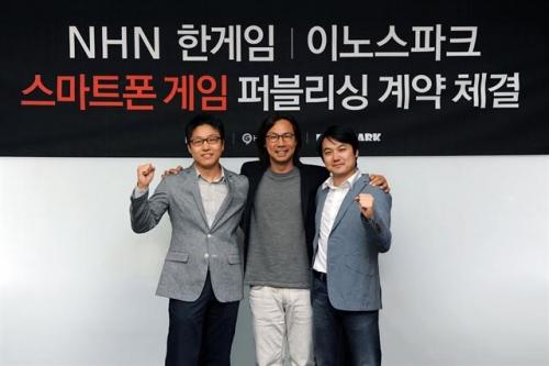 한게임 '이은상 체제' 위닝일레븐 첫 슈팅