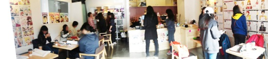 '스타프로젝트', 이색 이벤트로 테마 카페 오픈