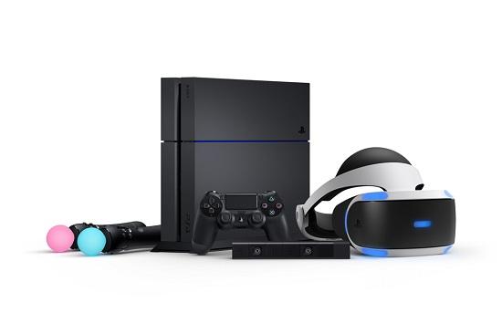 플레이스테이션 VR, 아시아 발매일 28일 공개된다